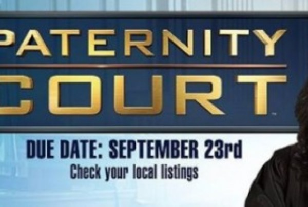 The Test & Paternity Court: Television's Supersized Dysfunctional Serving For A More Decadent Society!