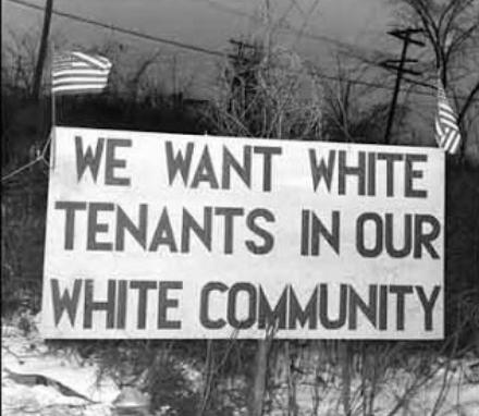 White Tenants