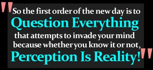 Perception Graphic