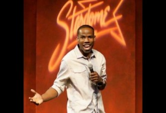 A Hilarious Evening With Comedian Ambrose Jones – The LanceScurv Show