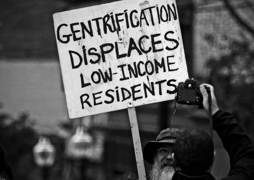 Gentrification-Displaces