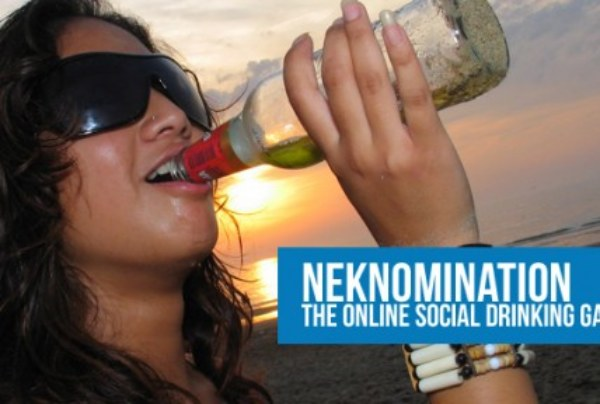 People Beware: Is The Neknominate Game Peer Pressure At Its Deadliest?