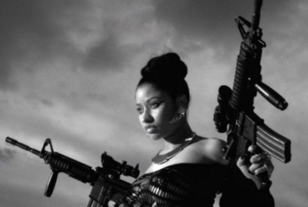 The Rosetta Stone Of The 'Hood Nicki Minaj Is Out To Convince Our Youth That Malcolm X Was Nothing But A Lookin' Ass Nigga!