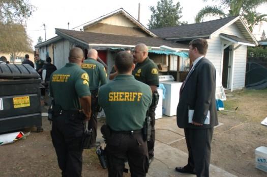 San Bernadino County Sheriff's Department