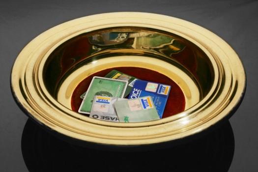 Collection Plate - False Spiritual Guidance