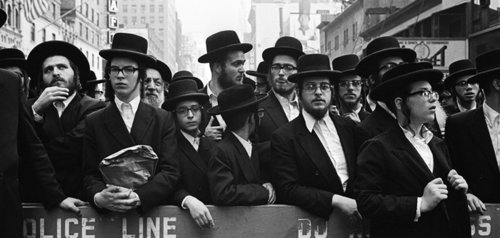 Hasidic Jews Are Not Like Black People