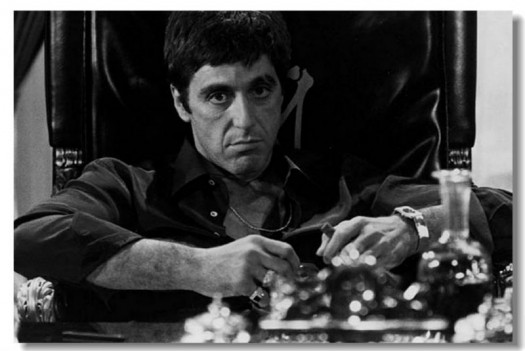 Al Pacino - Scarface: The Classic Thug