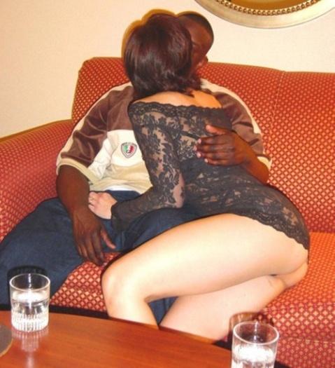 Wife & Drug Dealer Passing Time