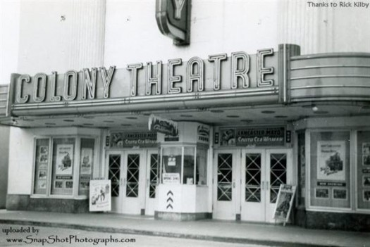 Colony Movie Theater - Winter Park Florida