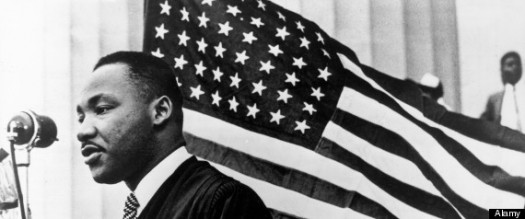 Martin Luther King Jr. Sharpton