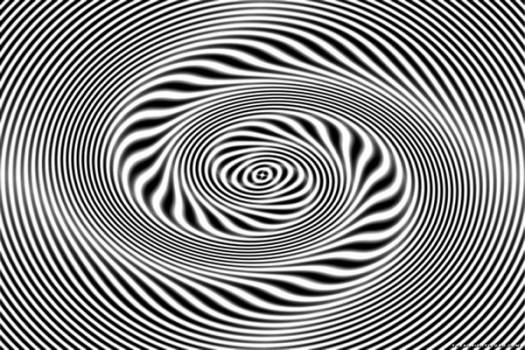 Hypnotic Swirl Donald Sterling Lies