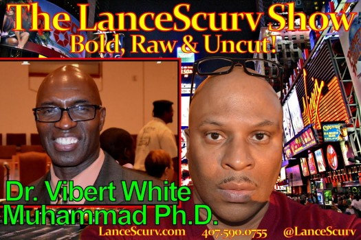 Dr. Vibert White Muhammad Ph.D.