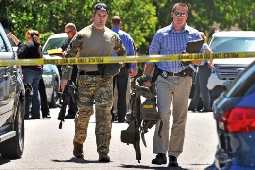 Oregon School Shooting 2