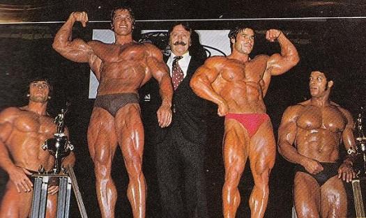 Grant Arnold Bodybuilding