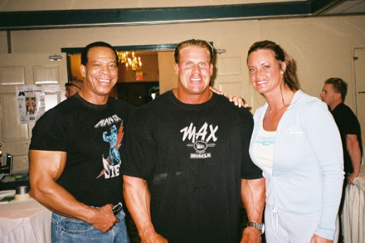 Bill Grant - Jay Cutler - Bodybuilding