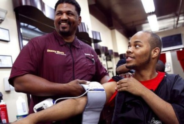 High Blood Pressure: Is It Simply A Black People Thing Or Is It Circumstantial?