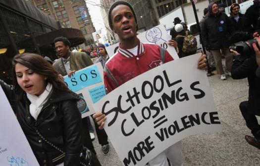 School Closings = More Violence