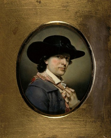 Archibald Skirving - Self Portrait