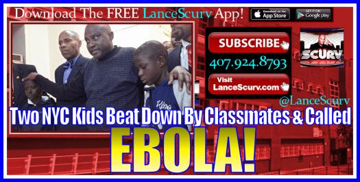 Ebola Beat Down Graphic