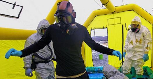 Ebola Hazmat