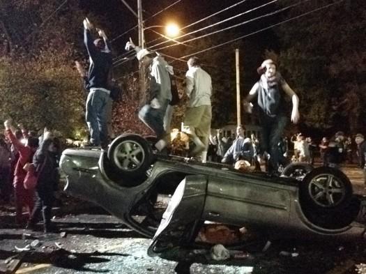 Keene Pumpkin Riots