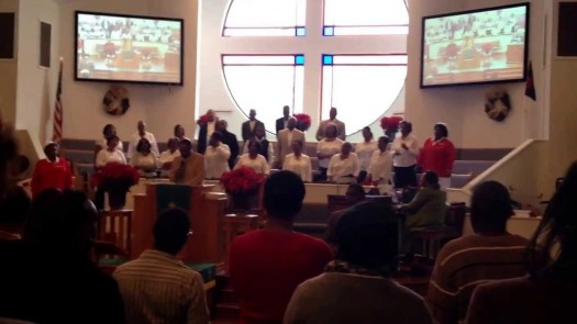 Shiloh Missionary Baptist Church Congregation