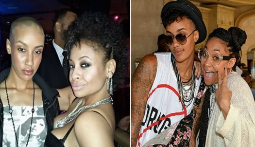 Raven & Amber Rose AzMarie Livingston