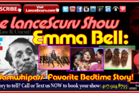 Emma Bell: Madamwhipass' Favorite Bedtime Story! – The LanceScurv Show