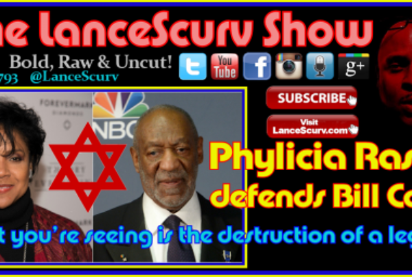 """Phylicia Rashad Defends Bill Cosby: """"What You're Seeing Is The Destruction Of A Legacy!"""" – The LanceScurv Show"""