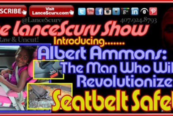 Introducing Mr. Albert Ammons: The Man Who Will Revolutionize Seatbelt Safety! – The LanceScurv Show