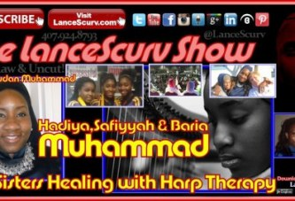 Sisters Healing with Harp Therapy: A Compelling Interview with Sister Sudan Muhammad