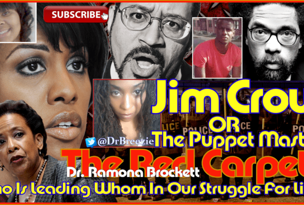 Jim Crow Or The Puppet Master: Who Is Leading Whom In Our Struggle For Life? – The Red Carpet