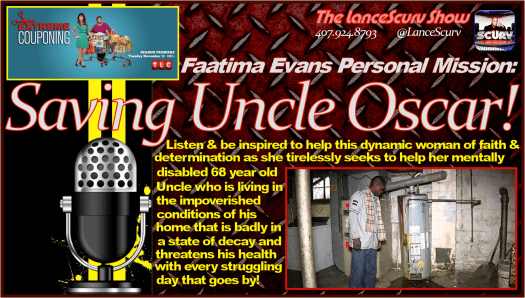 Saving Uncle Oscar