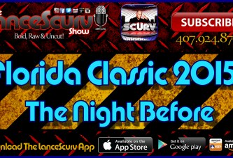 Florida Classic 2015: The Night Before! – The LanceScurv Show