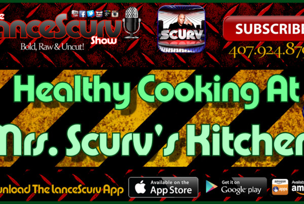 Healthy Cooking At Mrs. Scurv's Kitchen! #2