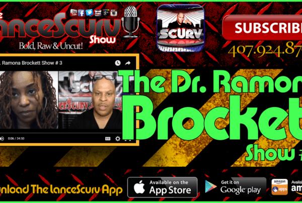 The Dr. Ramona Brockett Show # 3