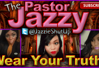 "Pastor Jazzilla ""Jazzy"" Kong Long-Cleavage: ""Wear Your Truth! – The LanceScurv Show"