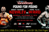 Sergey Kovalev vs. Andre Ward BLOW BY BLOW LIVE! – The LanceScurv Show