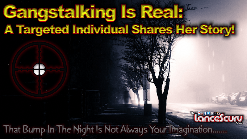 Gangstalking Is Real: A Targeted Individual Shares Her Story! - The