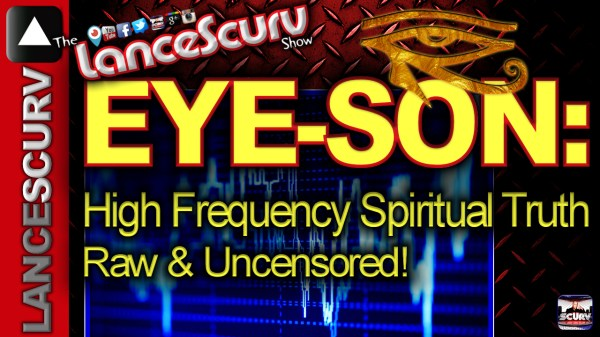 EYE-SON - High Frequency Banner - LanceScurv - Bold, Raw ...