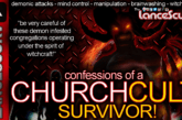 Confessions Of A CHURCH CULT SURVIVOR! – The LanceScurv Show
