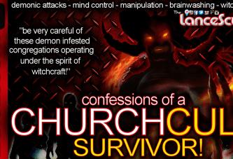 Confessions Of A CHURCH CULT SURVIVOR! – The LanceScurv Show