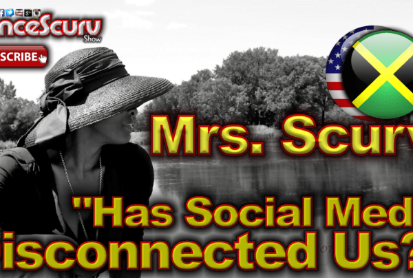 Has Social Media Disconnected Us? – The LanceScurv Show