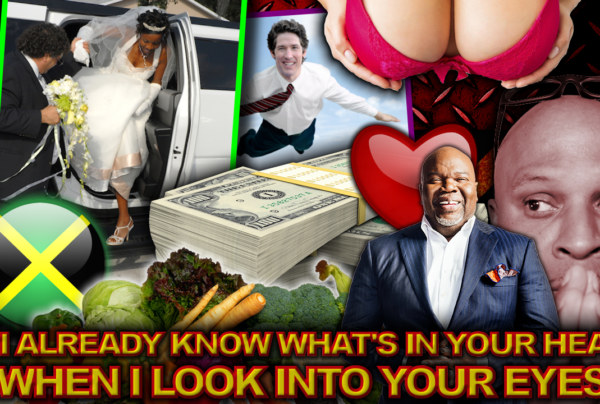 I ALREADY KNOW WHAT'S IN YOUR HEART When I Look Into Your Eyes! – The LanceScurv Show