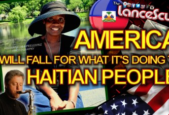 AMERICA WILL FALL For What It's Doing To HAITIAN PEOPLE! – The LanceScurv Show