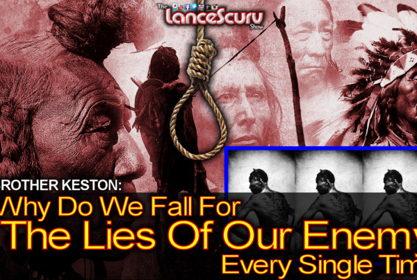 Why Do Fall For The Lies Of Our Enemy Every Single Time? – Brother Keston