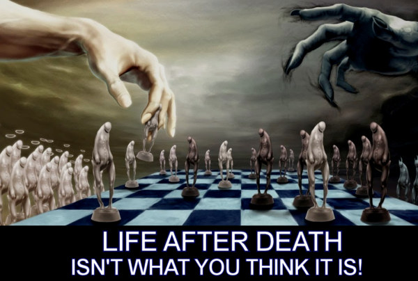 Life After Death Isn't What You Think It Is! – The LanceScurv Show