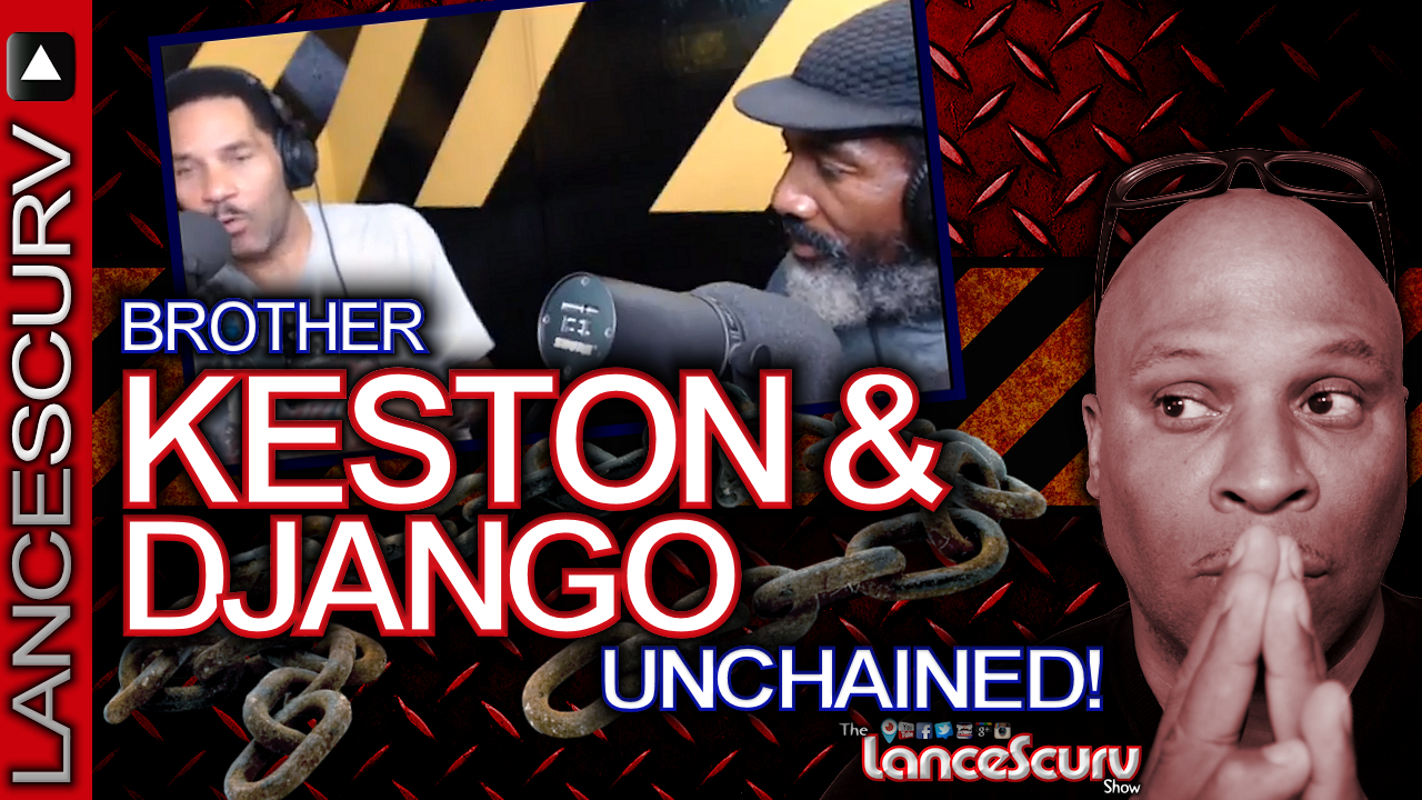 Deception, Destruction, Death & Domination: The 4 D's Of White Culture! - Django & Brother Keston
