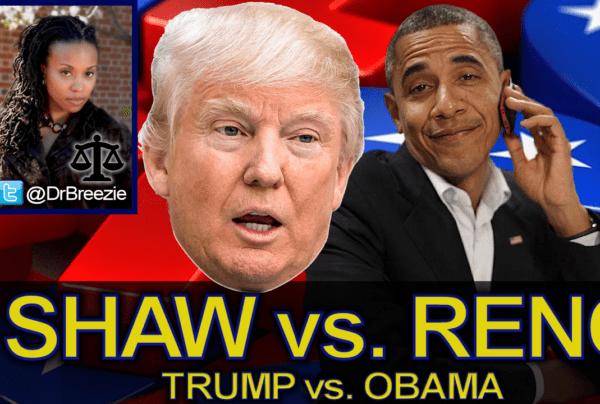 SHAW vs. RENO: Whose Fault Is It? – The Dr. Ramona Brockett Show