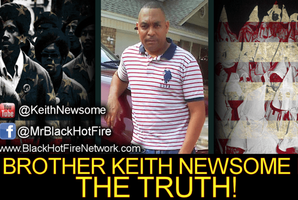 Brother Keith Newsome Is The Truth! – The LanceScurv Show